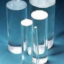 Barras acrilicas cristales y de colores