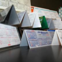 Calendarios en acrilico y alto impacto