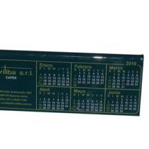 Calendarios y portalapiz personalizados