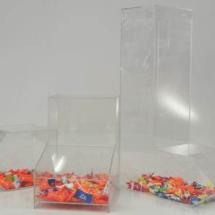 Caramelera en acrilico cristal