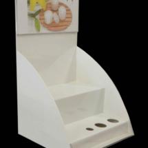 Exhibidor de cremas