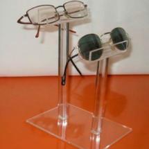 Exhibidor de lentes