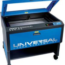 Mquina laser de 800 mm x 400 mm
