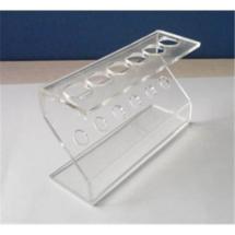 Porta lapiceras termodoblado en acrilico cristal