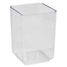 Portalapicera transparentes